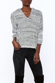 Olive & Oak Grey Knit Pullover Top - Product Mini Image