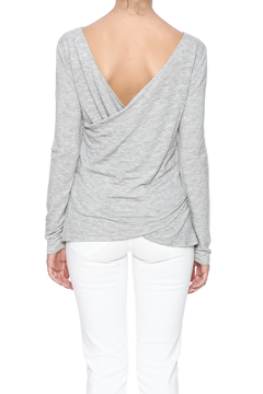Shoptiques Product: Cross Back Long Sleeve