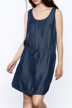 Shoptiques Product: Sleeveless Denim Dress