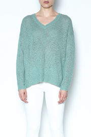 Olive & Oak Pale Cactus Sweater - Front full body