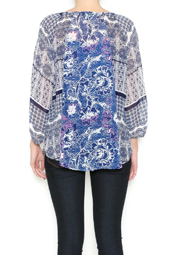 Shoptiques Product: Peasant Top With Cami