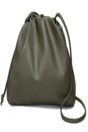 Fashion District Olive It Bag - Front cropped
