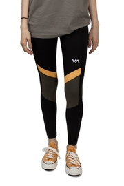 RVCA Olive Levels Legging - Product Mini Image