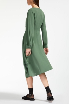 Max Mara Olive Midi Dress - Alternate List Image