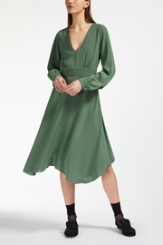 Max Mara Olive Midi Dress - Product Mini Image
