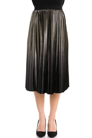 Her Bottari Olive Ombre Skirt - Product Mini Image