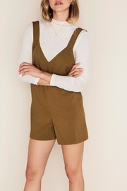 The The East Order Olive Playsuit - Product Mini Image
