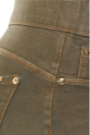 Nygard Olive Skinny Jeans - Other
