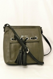 Nine West Olive Tassel Crossbody - Product Mini Image