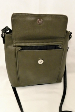 Nine West Olive Tassel Crossbody - Alternate List Image