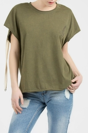 POL Olive Top - Product Mini Image