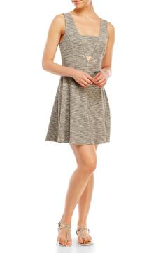 Shoptiques Product: Cutout Flare Dress