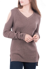Olive + Oak Issa Sweater - Front cropped