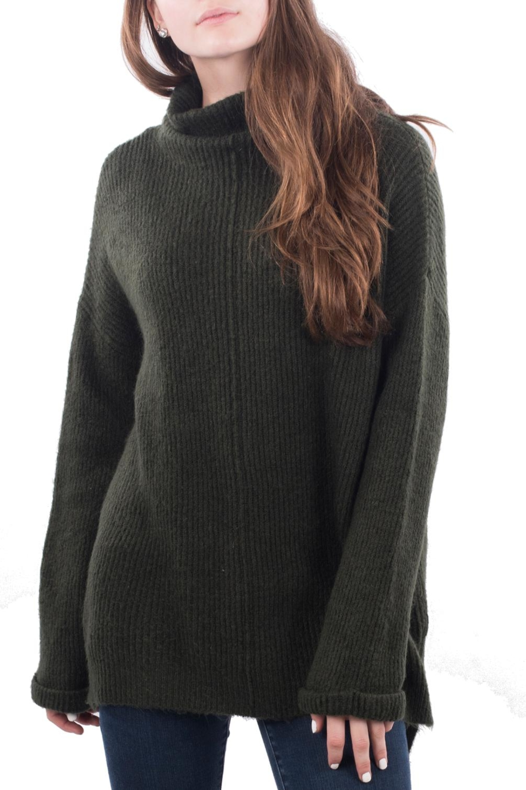 Olive & Oak Lilly Sweater - Front Cropped Image