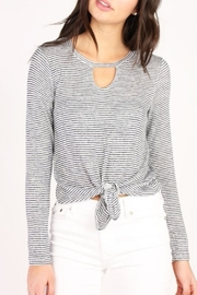 Olive + Oak Nelson Top - Front cropped