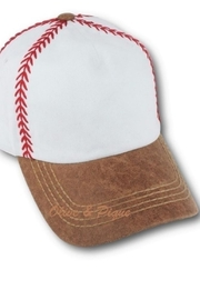 Olive & Pique Baseball Caps - Product Mini Image