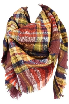 Shoptiques Product: Brick Blanket Scarf