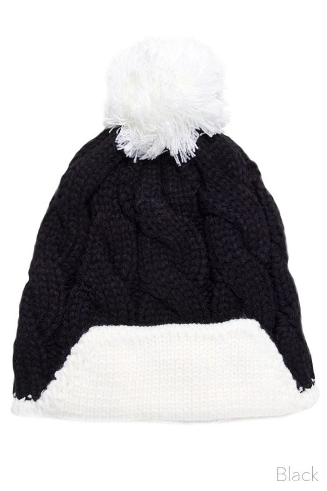 Olive & Pique Cable Knit Beanie - Main Image
