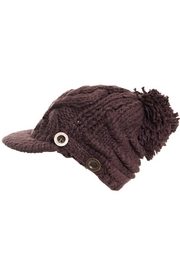 Olive & Pique Cable Knit Hat - Product Mini Image