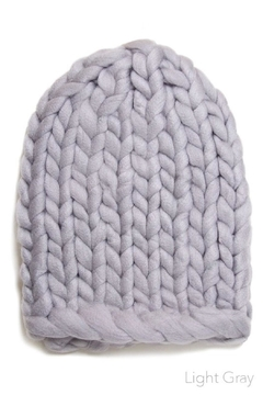 Shoptiques Product: Chunky Beanie