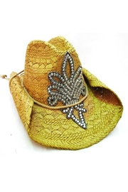 Olive & Pique Fleurdelis Crushable Hat - Product Mini Image