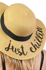 Olive & Pique Just Chillin' Hat - Front full body
