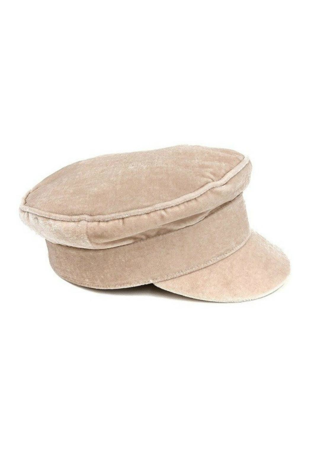 Olive & Pique Sia Conductor Cap - Front Cropped Image