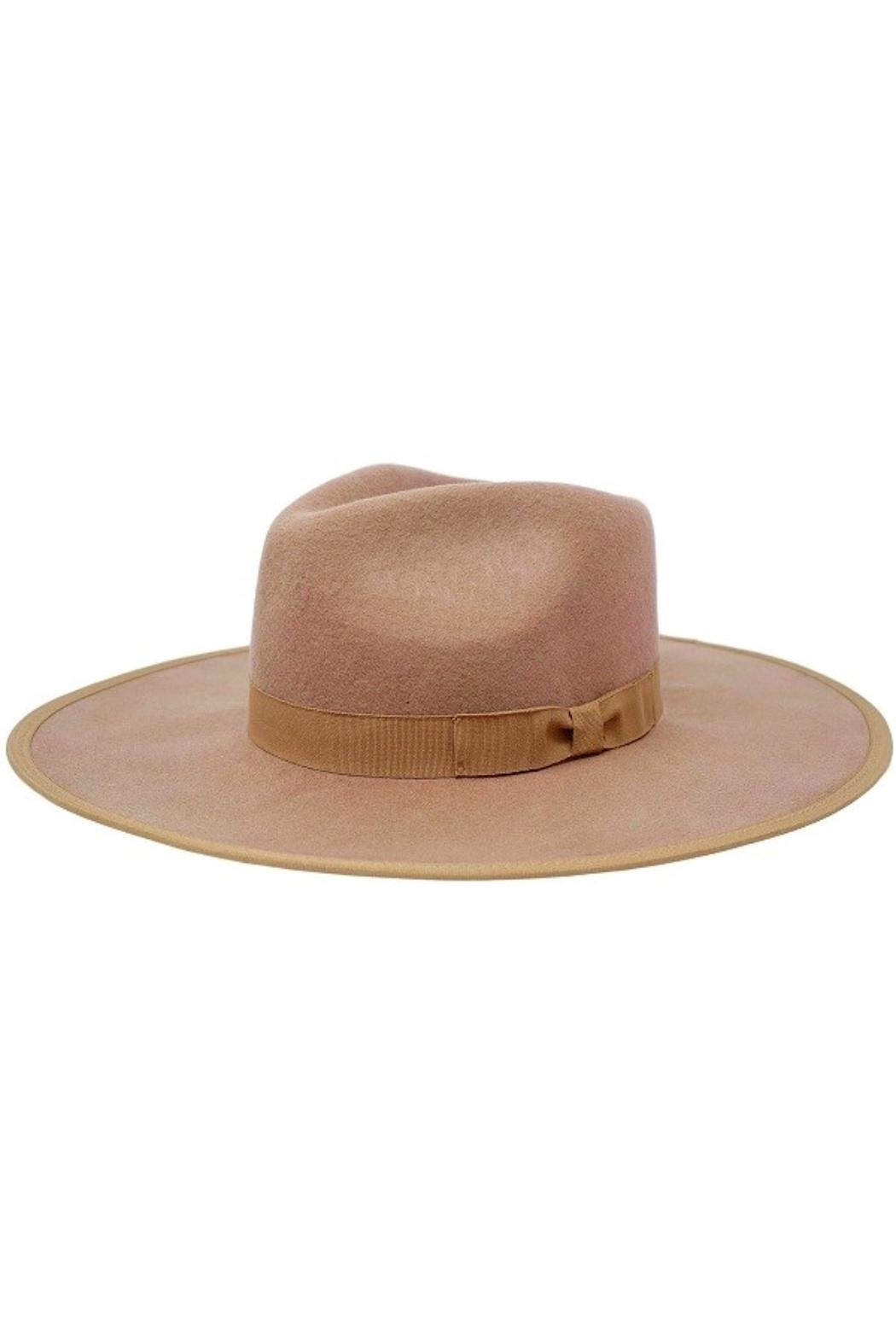 olive and pique Barrymore Rancher Hat - Main Image