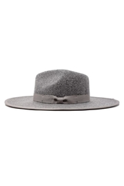 olive and pique Barrymore Rancher Hat - Front full body