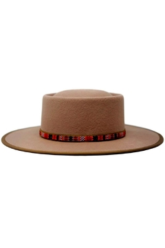 olive and pique Blaise Gambler Hat - Product List Image