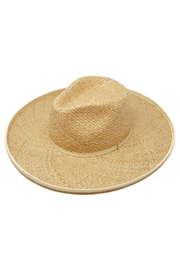 olive and pique Caprice Straw Rancher - Product Mini Image