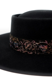 olive and pique Mina Gambler Hat - Front full body