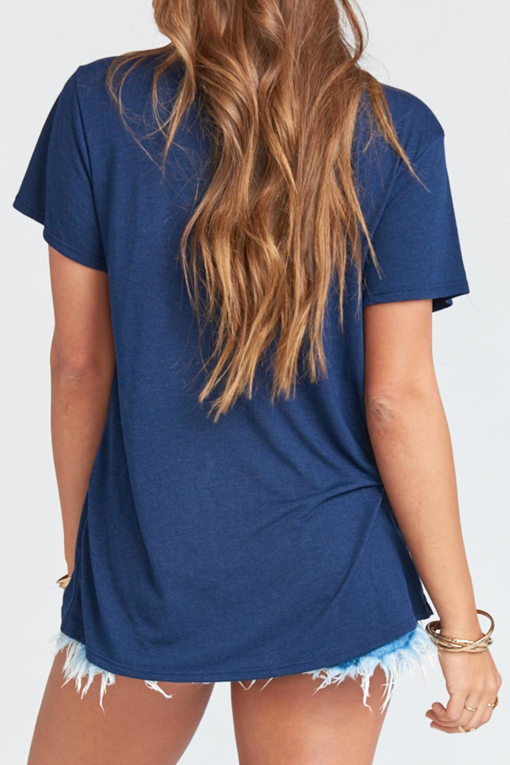 Show Me Your Mumu Oliver Tee - Side Cropped Image