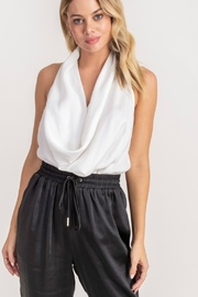 Lush  OLIVIA BLOUSE - Front cropped