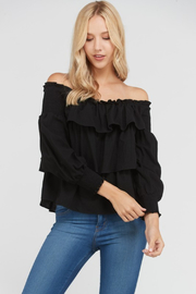 R+D  Olivia Off Shoulder - Product Mini Image
