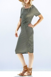 My Story Olivia Striped Dress - Front full body