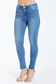 Dear John Olivia Super High-Rise in Tahiti - Front cropped