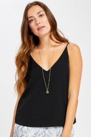 Gentle Fawn Olivia Textured Print Tank - Product Mini Image