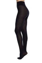 Swedish Stockings Olivia Tights Navy - Product Mini Image