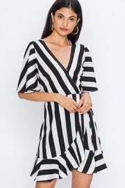 Jealous Tomato Olivia Wrap Dress - Product Mini Image