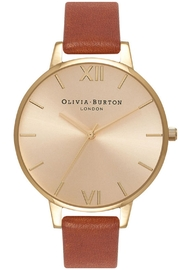 Olivia Burton Big Dial Watch - Front cropped