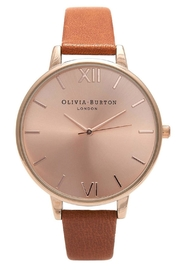 Olivia Burton Rose Gold Watch - Front cropped