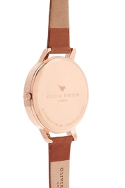 Olivia Burton Rose Gold Watch - Side cropped