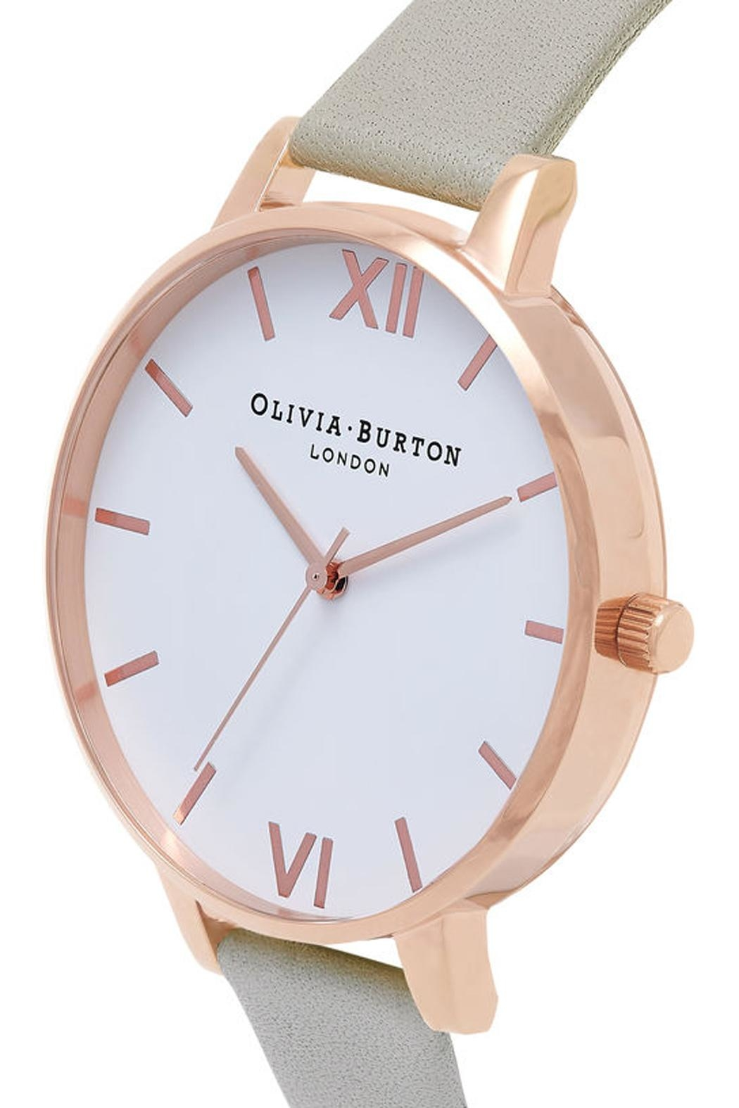 Olivia Burton White Dial Watch - Front Full Image