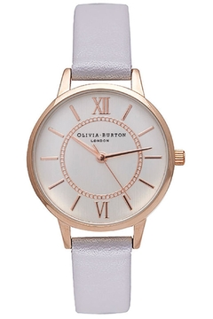 Olivia Burton Wonderland Lilac Watch - Product List Image