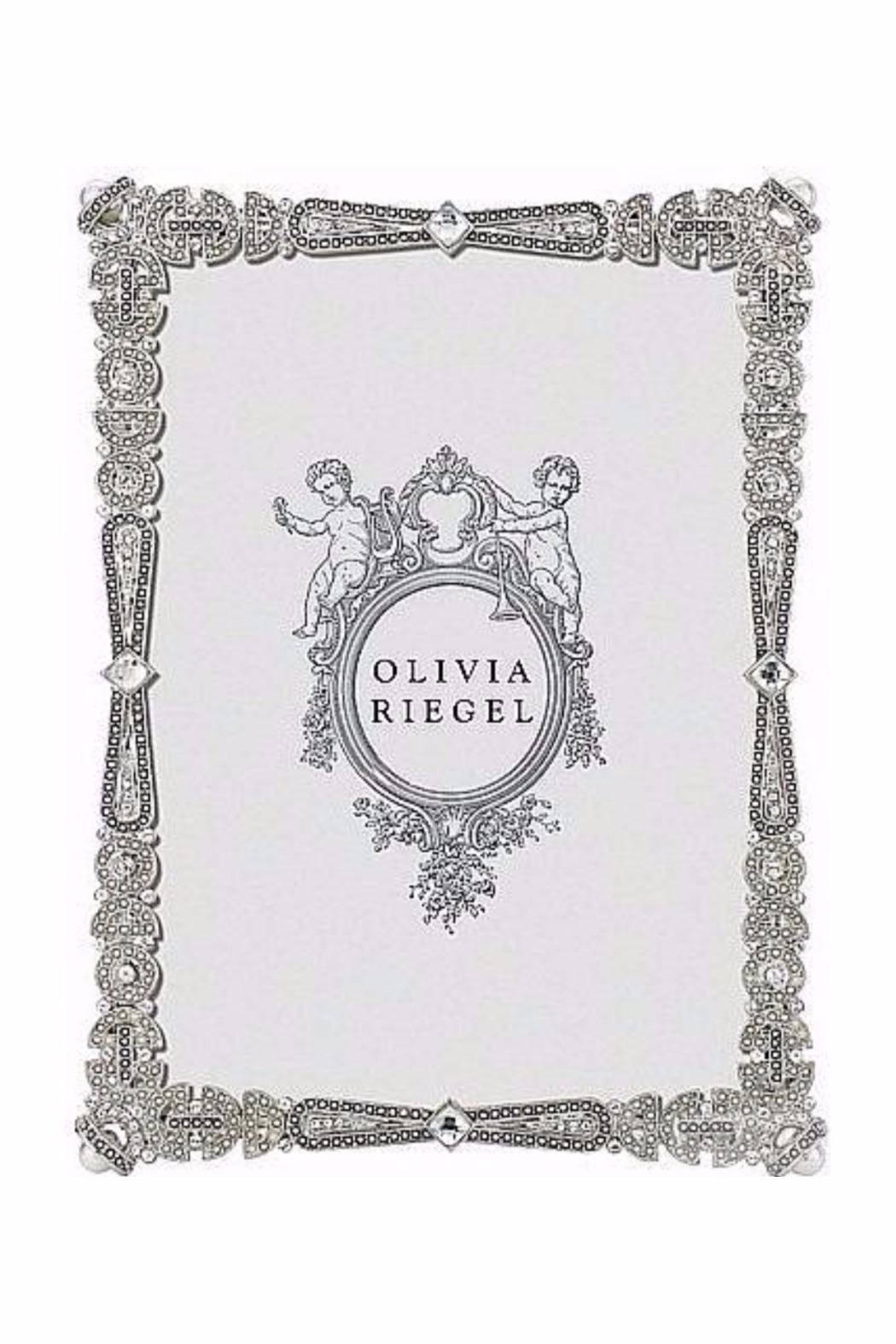 Olivia Riegel Waldorf Crystal Frame - Front Cropped Image