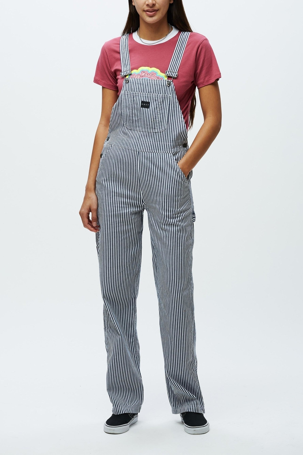 Obey Ollie Overalls - Main Image