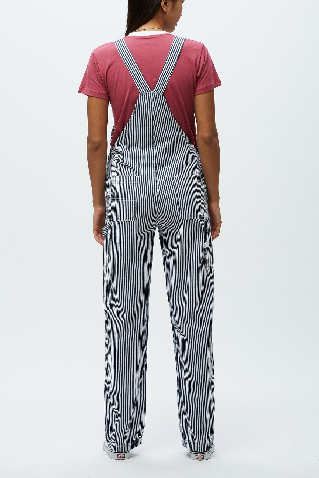 Obey Ollie Overalls - Front Full Image
