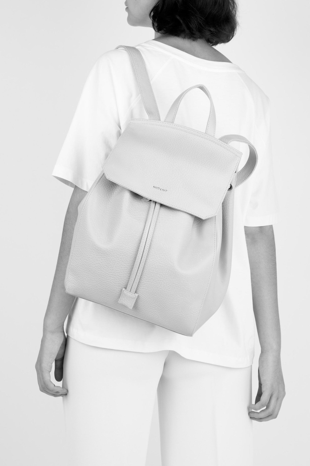 Matt & Nat Olly Dwell Backpack - Side Cropped Image