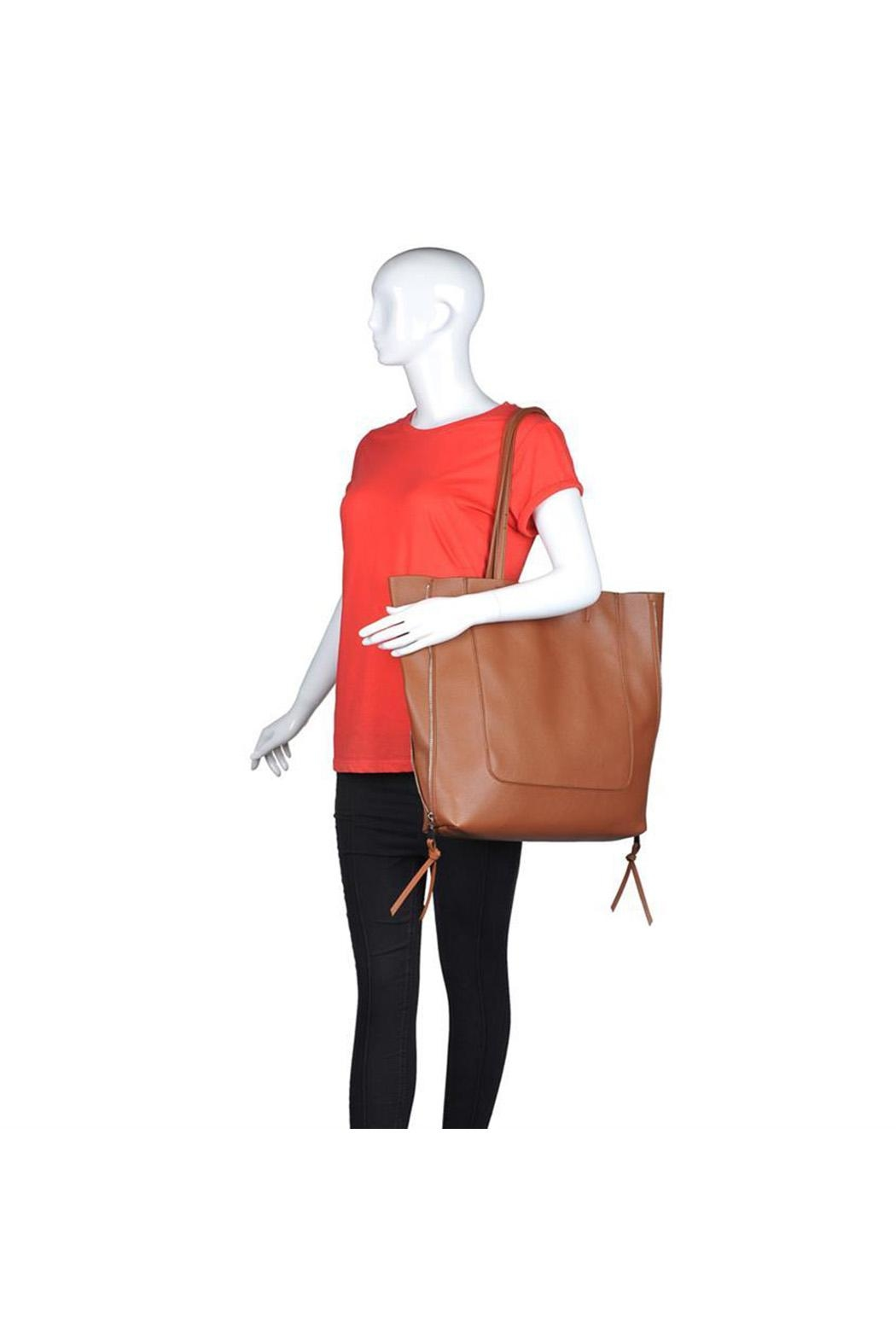 Urban Expressions Olympia Tote Bag - Side Cropped Image